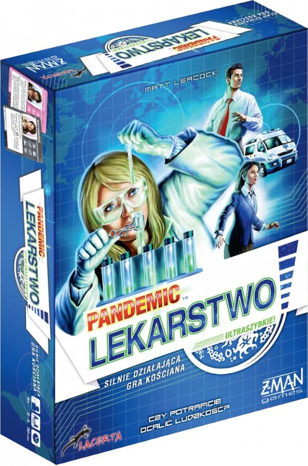 PANDEMIC: LEKARSTWO