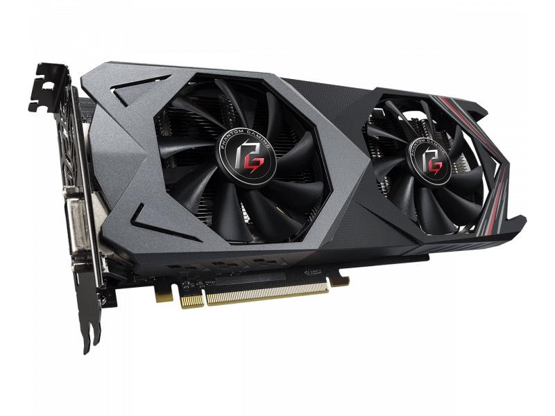 Przedsprzedaż! ASRock Radeon RX 590 Phantom Gaming X 8G OC za 1199zł + 3gry gratis!