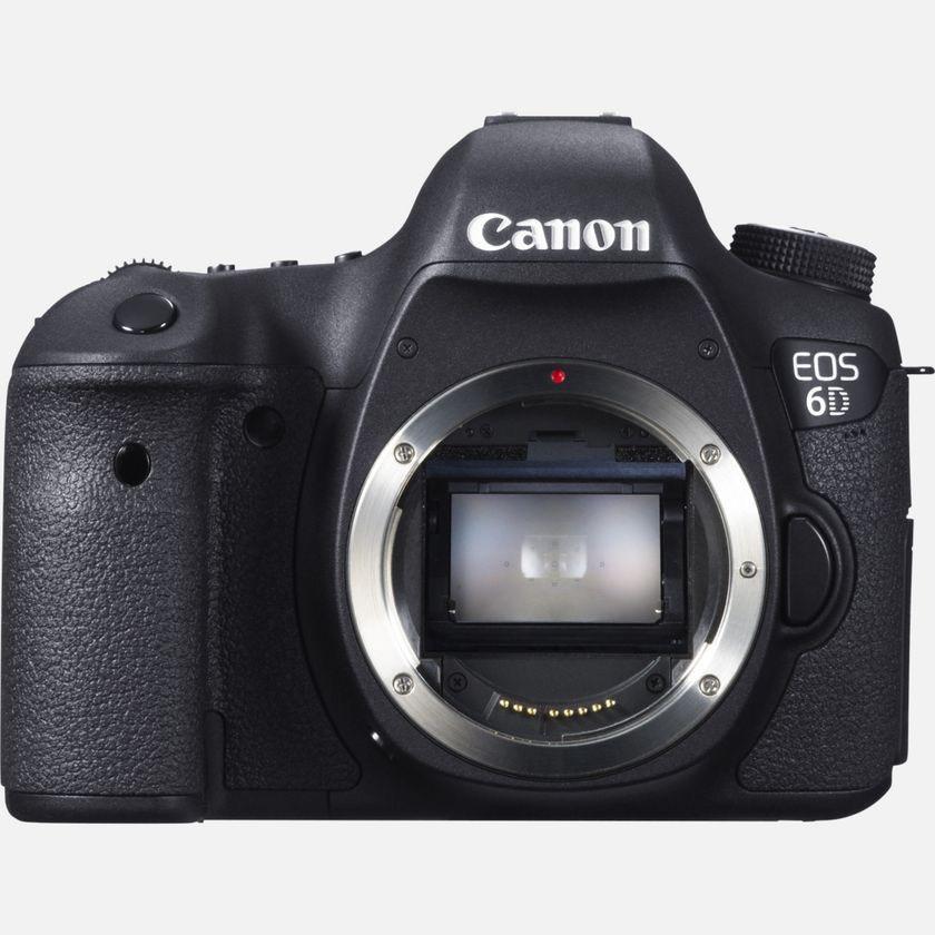 Korpus Canon EOS 6D z oficjalnej, polskiej dystrybucji! (Pełna klatka)