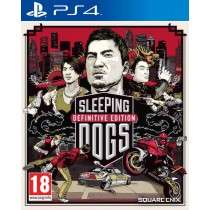 SLEEPING DOGS - DEFINITIVE EDITION (PS4) za ok. 70zł @ The Game Collection