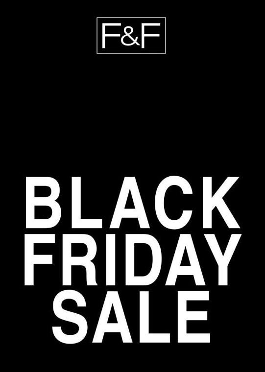 F&F Tesco Black Friday DO -50% na wybrane produkty od czwartku do niedzieli