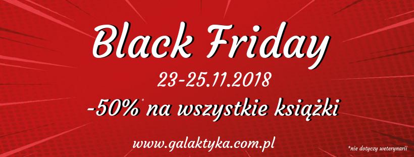 -50% na książki - Wydawnictwo Galaktyka