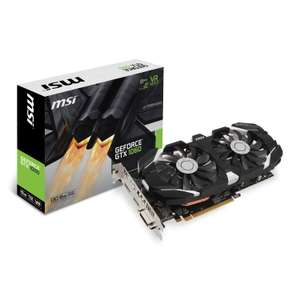MSI NVIDIA GeForce GTX 1060 6GB 6GT OC V1 Graphics Card