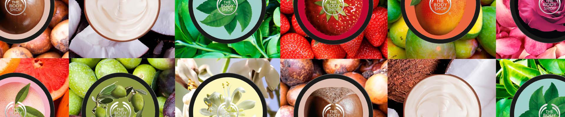 The Body Shop - Krem do ciała Japanese Cherry Blossom - oraz inne produkty