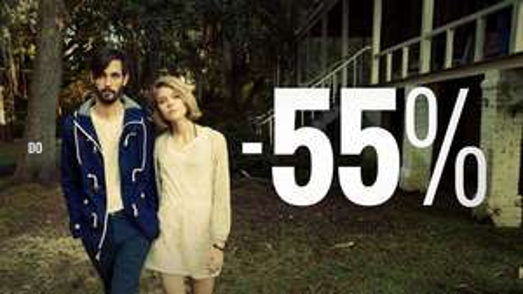 Wyprzedaż do -55% @ House