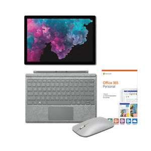 Microsoft Surface Pro 6 + Signature Type Cover na ebay.com