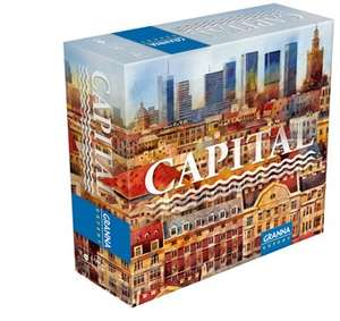 Gra planszowa Capital za 29.99