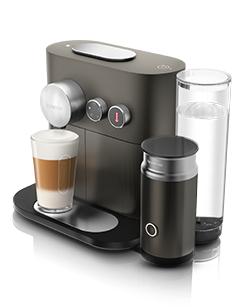 Ekspres De'Longhi Expert&Milk na kapsułki Nespresso
