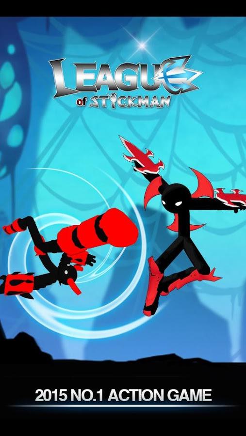 League of Stickman-Hunter @GooglePlay