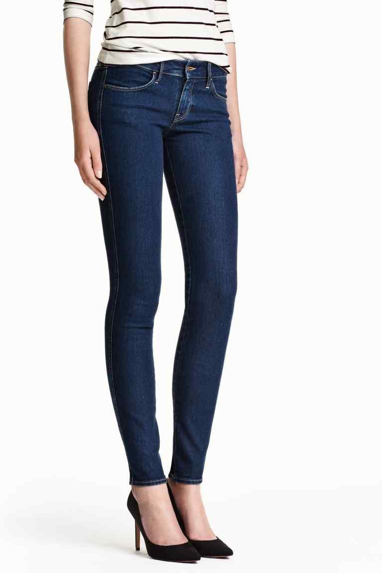 Damskie jeansy (kilka rozmiarów) za 39,90zł @ H&M
