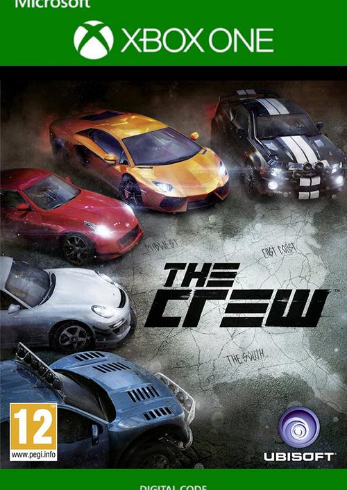 The Crew Xbox One cdkeys