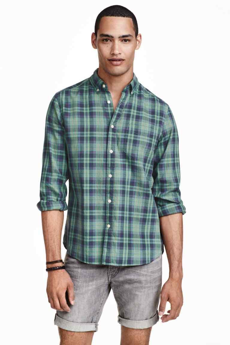 Męska koszula za 37zł + darmowa dostawa @ H&M