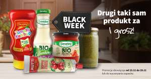 Develey Black Week 1 produkt + drugi taki sam za grosz