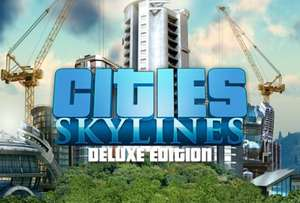 Cities Skylines Deluxe Edition PC/Mac