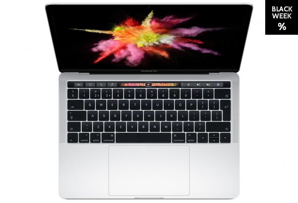 MacBook Pro 13 Retina TouchBar i5-7267U/8GB/256GB SSD/Iris Plus Graphics 650/macOS Sierra/Silver