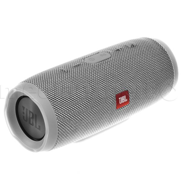 JBL Charge 3 Szary - głośnik mobilny wodoodporny IPX7