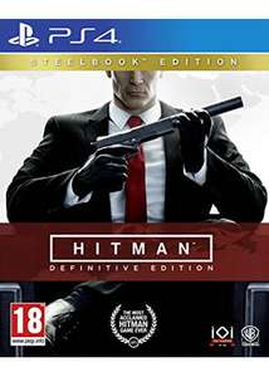 Hitman Definitive Steelbook Edition PS4 i XONE