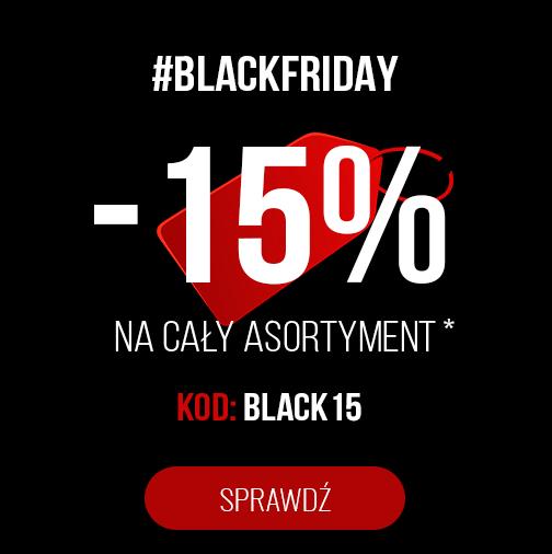 SPORT MAX -15% NA CAŁY ASORTYMENT + MEGA PROMOCJE NA BESTSELLERY! BLACK FRIDAY