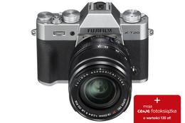 FUJI X-T20 + KIT 18-55 najlepsza cena w historii - 3829 (po odliczeniu podwójnego cashback)