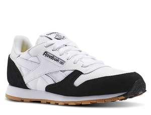 "Buty Damskie Reebok Classic Leather Perfect Split Pack ""White"""