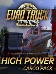 Euro Truck Simulator 2: High Power Cargo Pack (PC cyfrowe) (dodatek DLC)