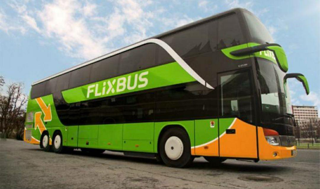 Flixbus - bilety międzynarodowe na Groupon