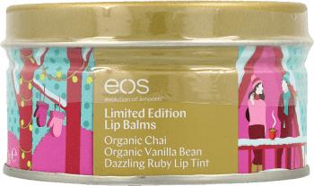 Eos świąteczny zestaw balsamów do ust