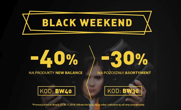 40% na New Balance lub 30% na pozostałe streetstyle24.pl