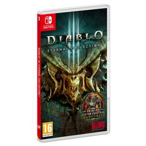Diablo 3 Eternal Collection Nintendo Switch @ Media Expert