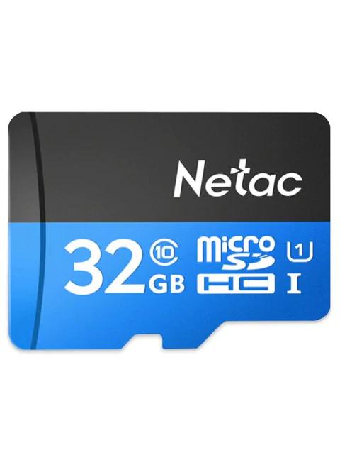 Karta Netac P500 32GB microSDHC znowu dostepna - nowy kod - z cashbackiem możliwe 10,15zł