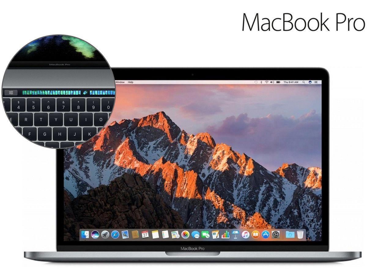 """MacBook Pro 15,4"""" 2016"""