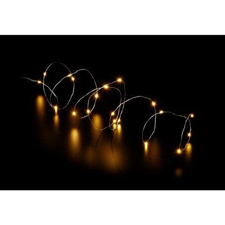 Ledowy łańcuch świetlny - 20 LED/2xAA
