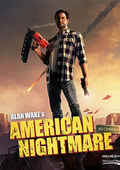 Alan Wake American Nightmare XBOX 360/ONE @CDKeys