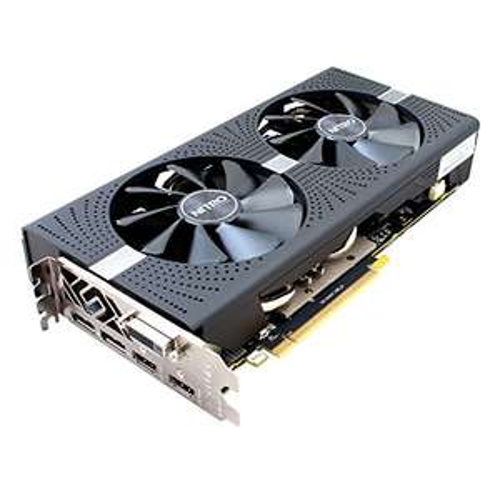 AMD Radeon Sapphire RX 580 Nitro+ 8GB