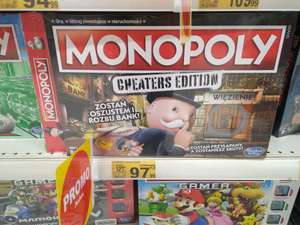 Monopoly Cheaters Edition w @Auchan