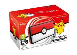 New Nintendo 2DS XL Pokéball Edition(3ds)