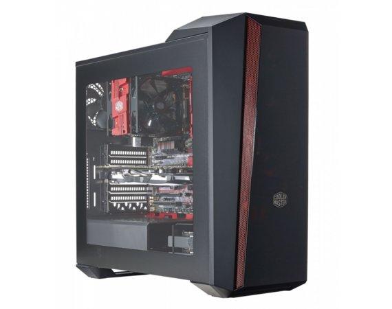 Obudowa MasterBox 5T w najniższej cenie na rynku! KOD: blackweek