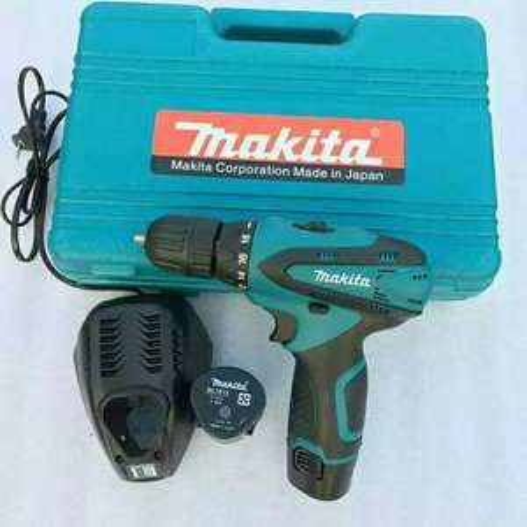 Wiertarko-Wkrętarka Makita Makita DF330DWE 12V + 2 baterie i ładowarka