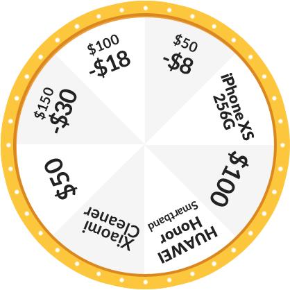 Dresslilly - po każdym zakupie zakręć kołem fortuny. Nic nie tracisz a możesz zyskać nagrody, kupony lub kasę