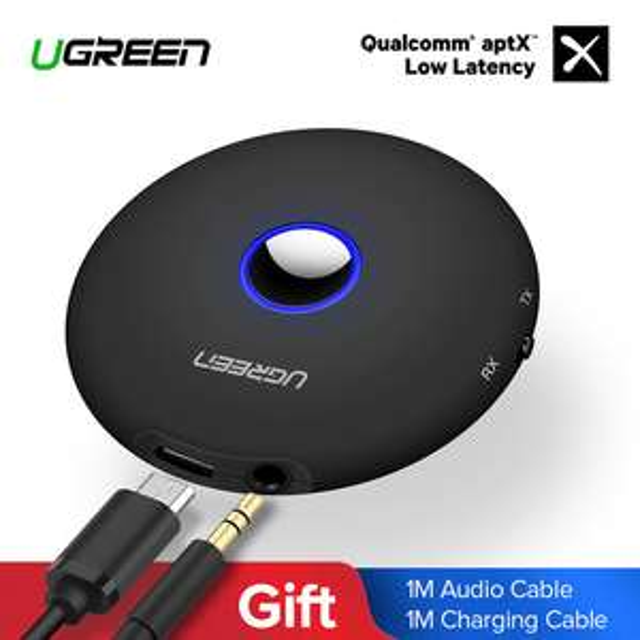 Ugreen Bluetooth 4.2 nadajnik/odbiornik - możliwe 71,50zł