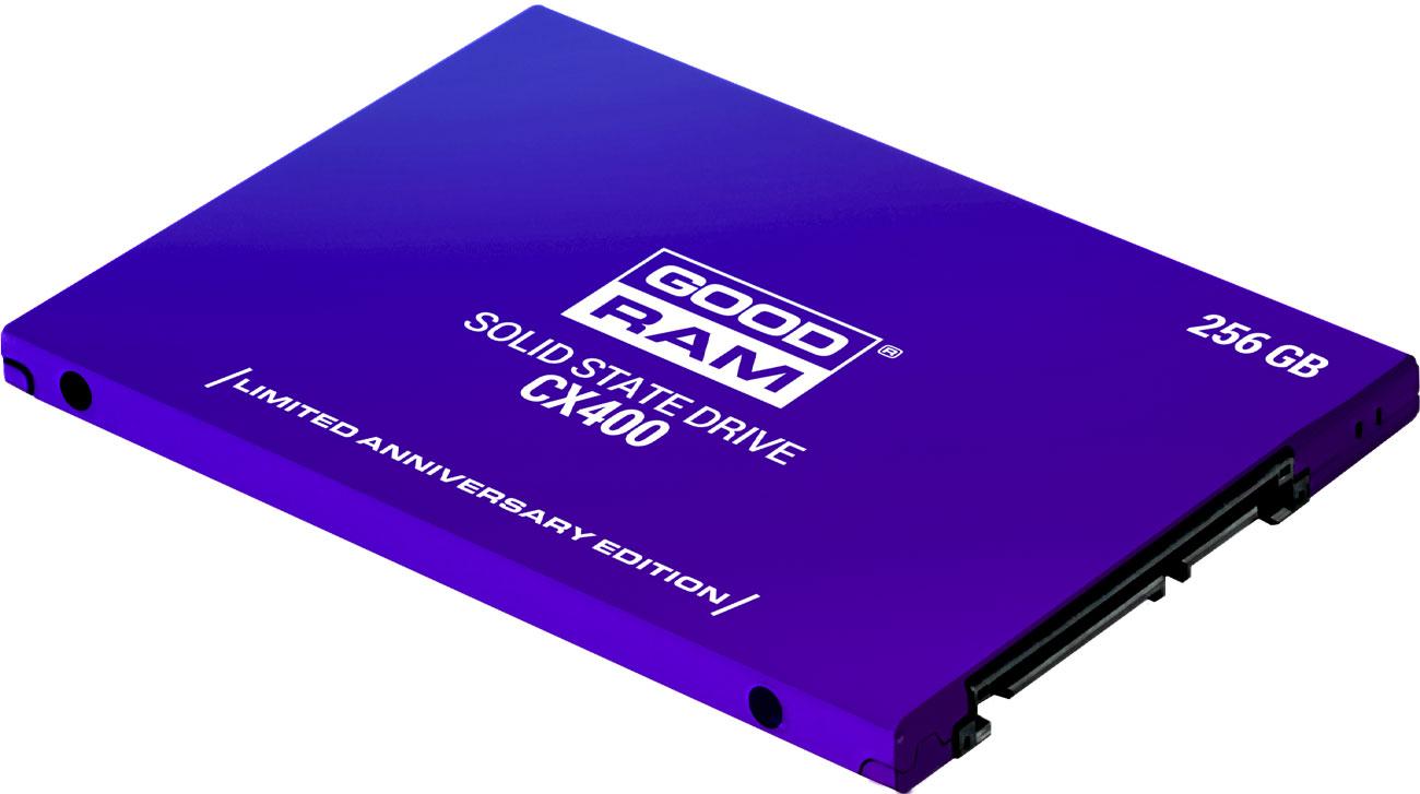 Dysk SSD GOODRAM CX400 Anniversary Edition 256GB - Gorący Strzał