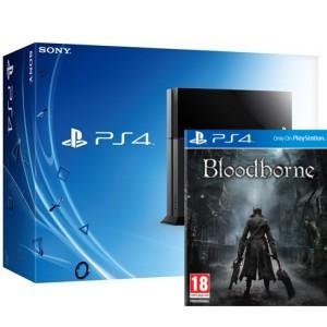 BŁĄD CENOWY !!!!Playstation 4  z grą Bloodborne za UWAGA 157,89!!! @ Świat Gier