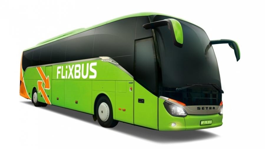 Urodzinowa promocja: bilety za 5-15 zł. @ Flixbus