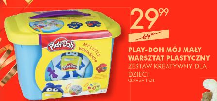 Play-doh Mój mały warsztat plastyczny za 29,99zł @ Super-Pharm
