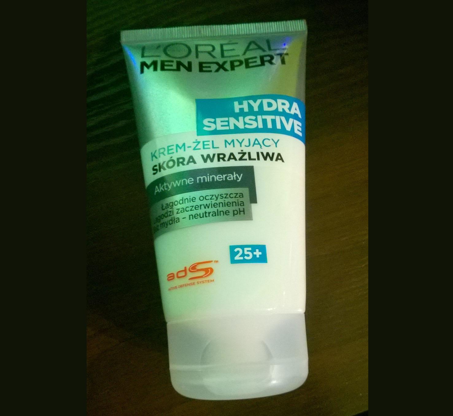 Krem-żel myjący L'Oréal Men Expert za 4,39zł @ Rossmann