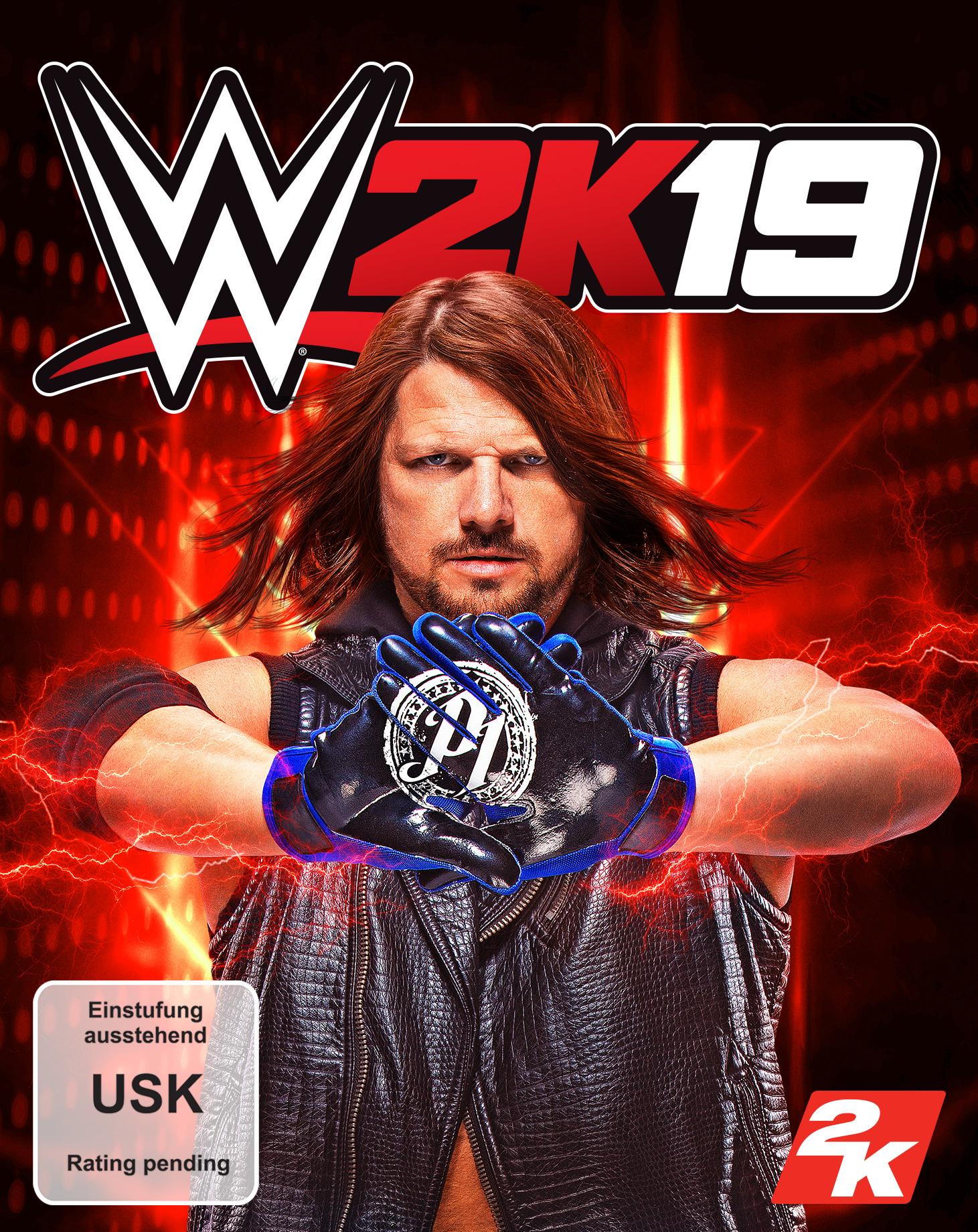 WWE 2K19 PC STEAM CODE