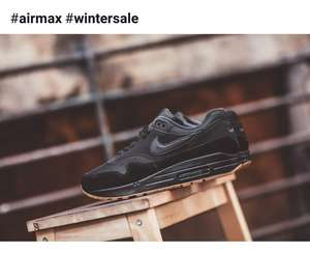 Chmielna20.pl Nike Air Max #wintersale