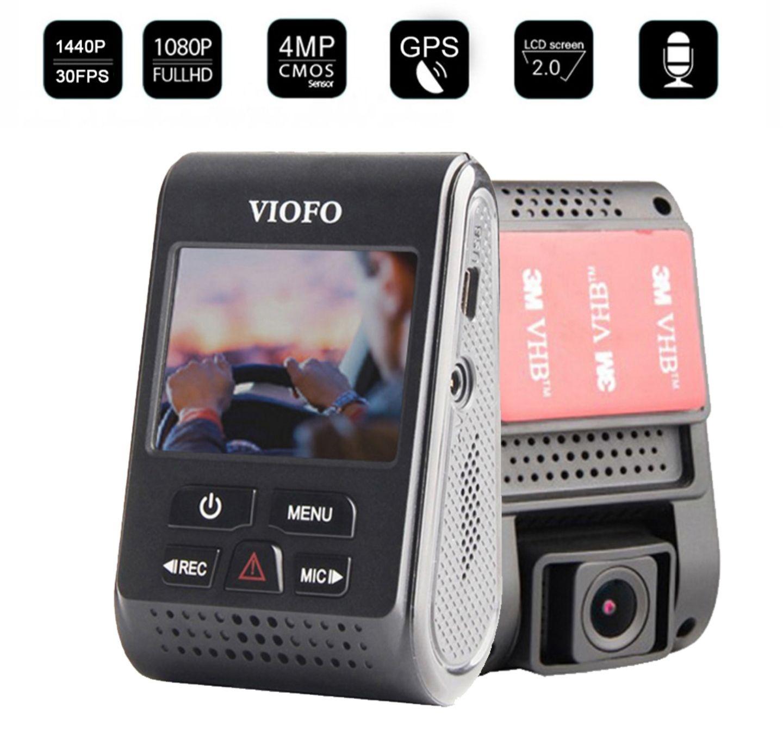 VIOFO A119 with GPS V2