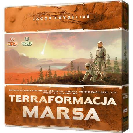 REBEL Terraformacja Marsa - Gra planszowa z Goodie + dla nowych Auchan Direct 12,50zł CashBack