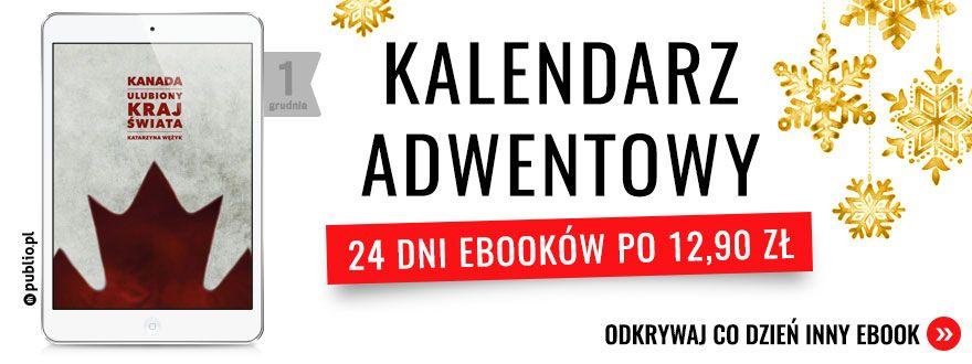 """""""Kalendarz adwentowy"""" w księgarni Publio.pl"""